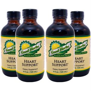 Picture of Heart Support (4oz) - 4 Pack